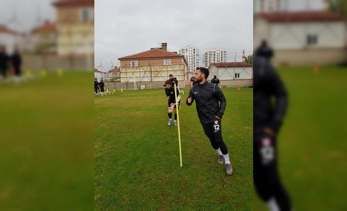 Karaman Belediyespor'da Fosfatspor Maç Öncesi Hazırlıklar Devam Ediyor