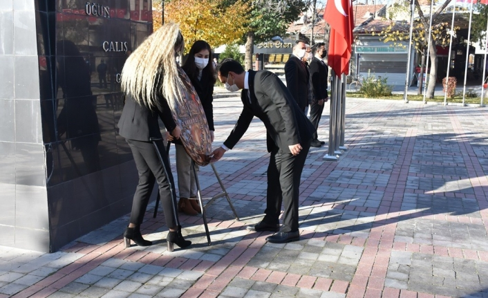 Karaman'da 24 Kasım Öğretmenler Günü Kutlandı