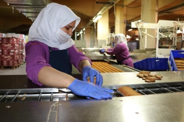 Karaman'da 7 Bisküvi Fabrikasına 530 Kişi Alınacak