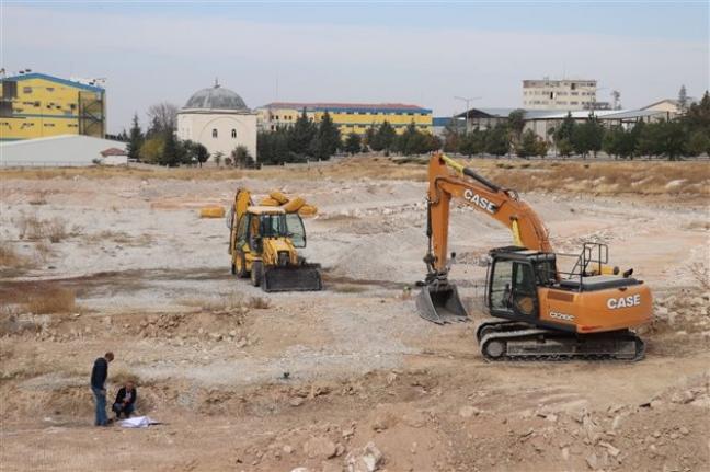 Karaman'da Organize Sanayi Bölgesi Sentetik Sahaya Kavuşuyor