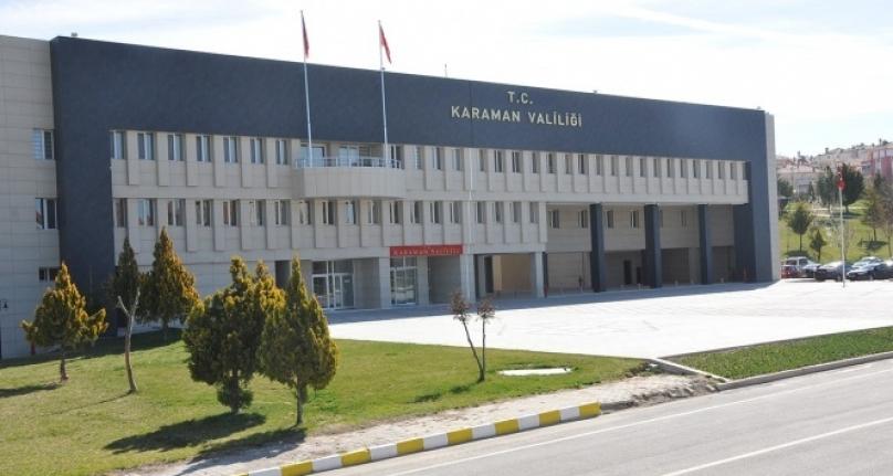 Karaman'da Sokağa Çıkma Yasağı Nedeniyle Alınan Yeni Kararlar