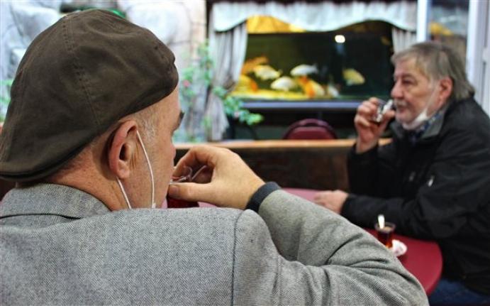 Karamanlı Kahveciler Devletten Destek Bekliyor