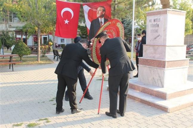 Kazımkarabekir'de 10 Kasım Törenleri