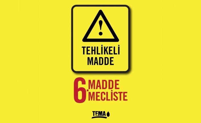 TEMA: Madde 6'ya Hayır!