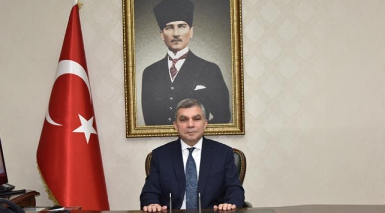 Vali Işık'ın 10 Kasım Atatürk'ü Anma Günü Mesajı