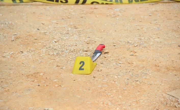 Karaman'da Cinayet…..