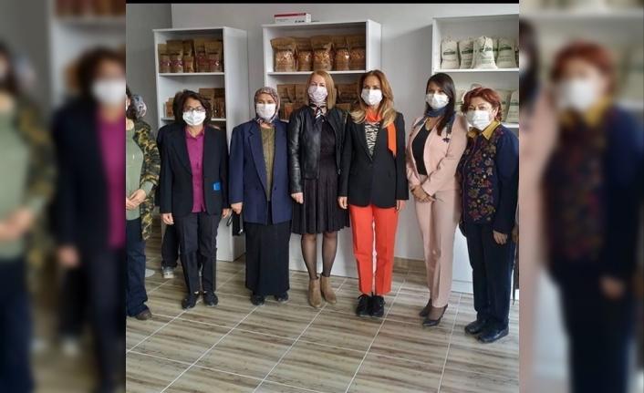 Karaman'da Kadın Üreticilerden Doğal Ürünler