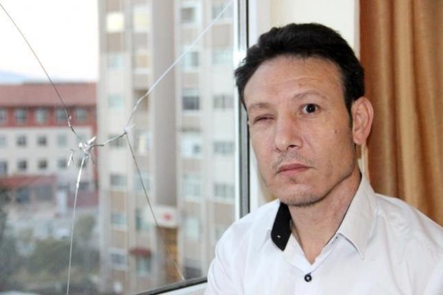 Karaman'da Maganda Kurşunu Yüzünden Gözünü Kaybetti