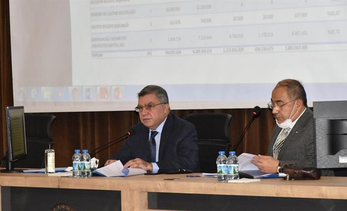 İl Koordinasyon Kurulu 2020 Yılını Değerlendirdi