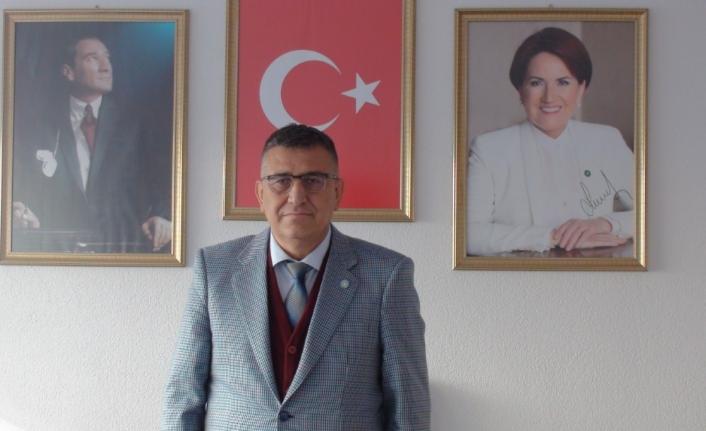İyi Parti İl Başkanı Hatipoğlu'nun Çalışan Gazeteciler Günü Mesajı