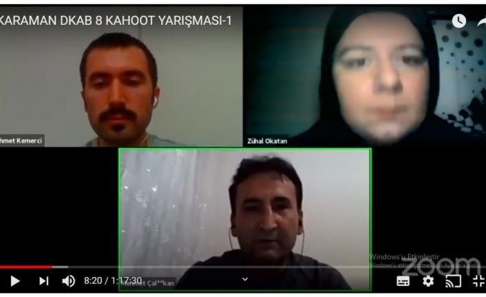 Karaman'da Bilgi Yarışmasında Ödül Kazananlar Belli Oldu