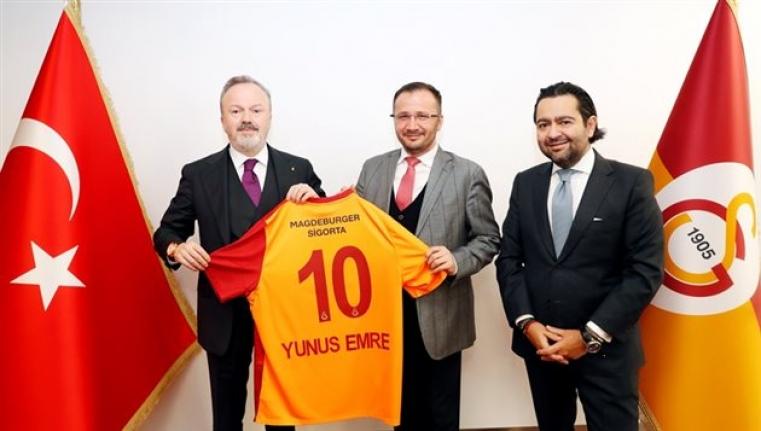 Modern ve Galatasaray Arasında İmza Töreni Düzenlendi