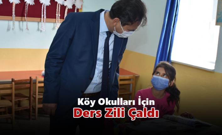 Karaman'da Köy Okulları İçin Ders Zili Çaldı