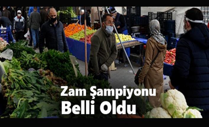 Karaman'da Zam Şampiyonu Belli Oldu