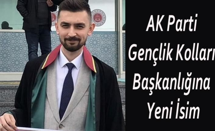 AK Parti Gençlik Kolları Başkanlığına Yeni İsim