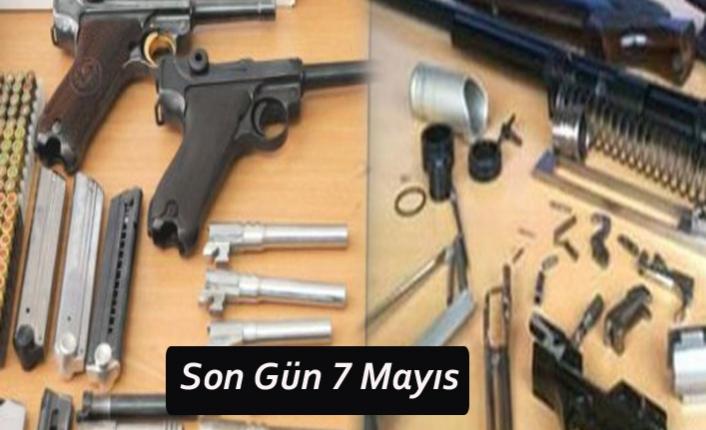 Silah Tamir Yeri Açmak İsteyenlerin Dikkatine