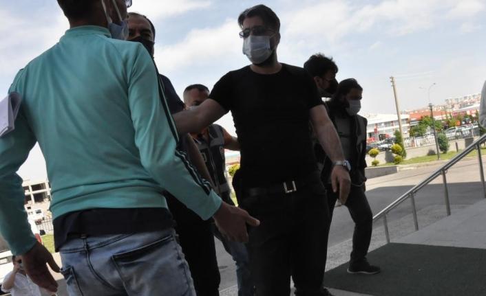 7 Ayrı Sucu 20 Yıl Hapis Cezası Bulunan Şahıs Yakalanarak Tutuklandı