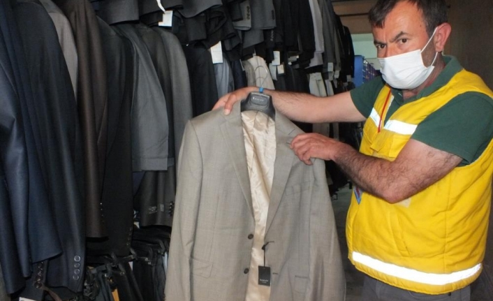 Yardım Derneğinden 150 Kişiye Bayramlık Kıyafet