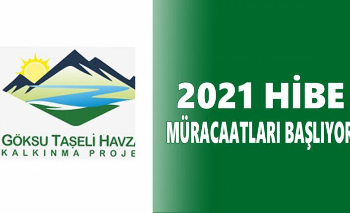 2021 Hibe Müracaatları Başlıyor