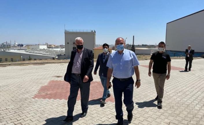 AK Parti'den İŞGEM'e Ziyaret