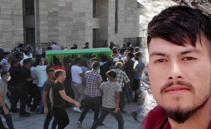 Bıçaklı Saldırıda Ölen Yunus Pınar Son Yolculuğuna Uğurlandı