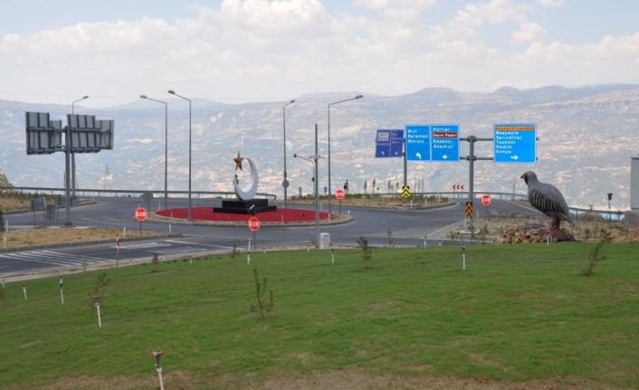 Ermenek'te Çevre Düzenleme Çalışmaları Devam Ediyor