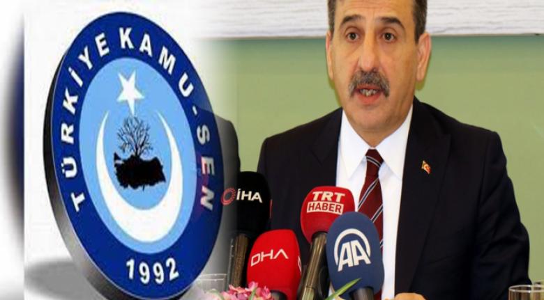 """Genel Başkan Kahveci: """"Toplu sözleşme masasında her bir talebimizin tek tek takipçisi olacağız"""""""
