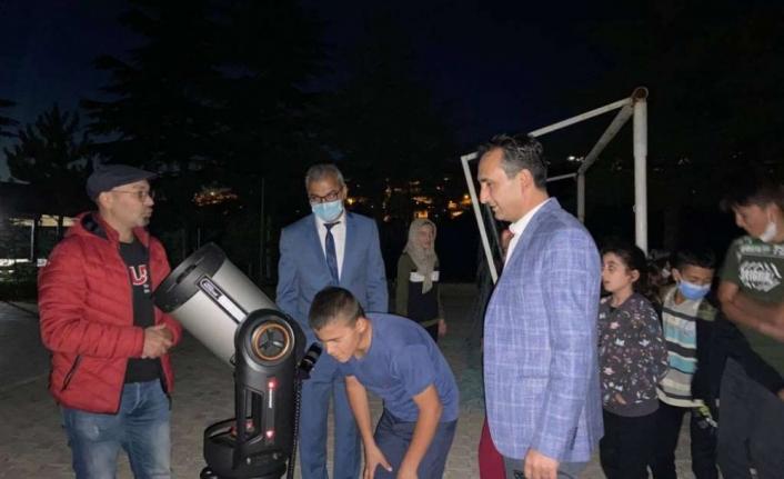 Karaman'da Gözler Gökyüzünde Olacak