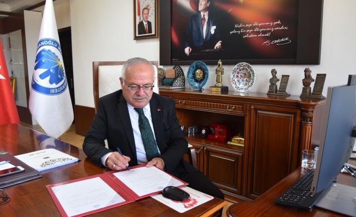 KMÜ ve Ondokuz Mayıs Üniversitesi Arasında Protokol İmzalandı