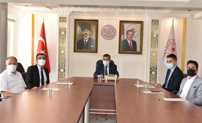 Yer Seçimi Yapıldı, 2. OSB İçin Toplantı Düzenlendi