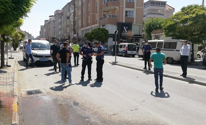 Karaman'da Bir Kişi Silahlı Saldırıya Uğradı