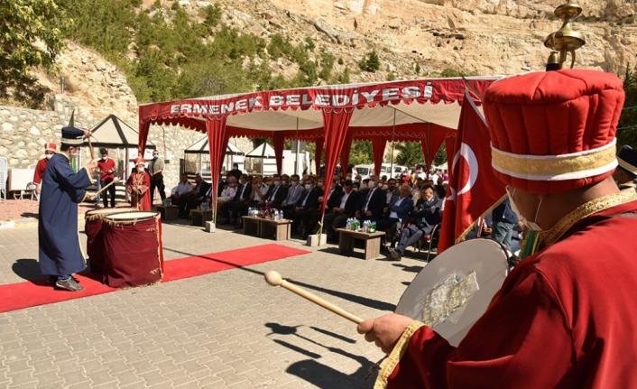 Ermenek 25. Taşeli Kültür, Sanat ve Sıla Festivali Kutlanıyor
