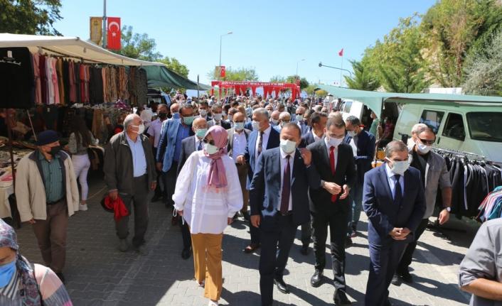 Ermenek'te Festival Coşkuyla Kutlandı