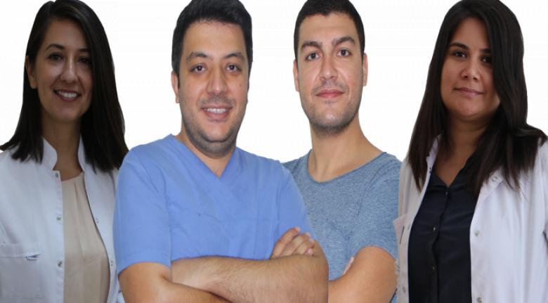 Karaman'a Atanan 4 Yeni Doktor Göreve Başladı