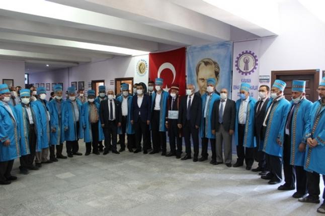 Karaman'da 34. Ahilik Haftası Kutlamaları