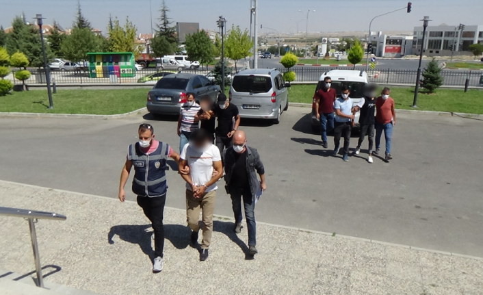 Şuç Makinaları Karaman'da Yakalandı