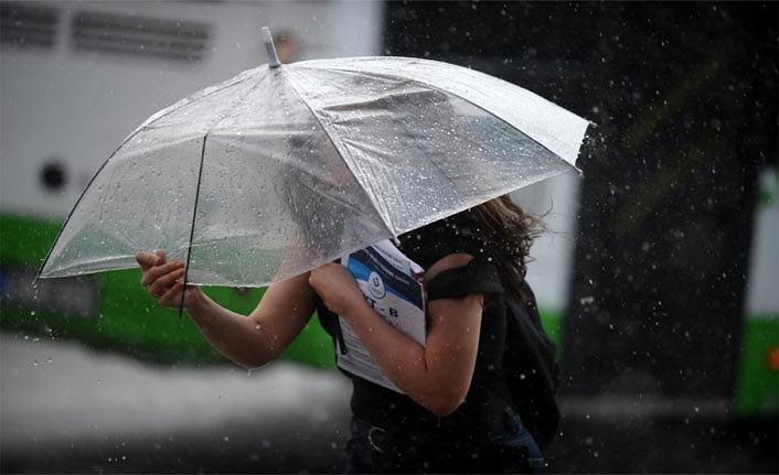 Karaman'da Sıcaklık Düşüyor, Yağmur Geliyor
