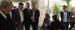 Osman Nuri Koçak Ayranci'daydi