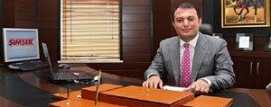 Simsek A.S Genel Müdürü Erol Simsek, Anadolu'nun...