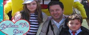 'Babam Ve Ben' Saray Objektifinde