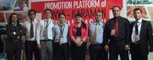 Mevka Konya-Karaman Tanitim Masasi Gaziantep Expo...
