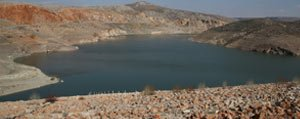 Karaman'daki Barajlarda Su Seviyesi 9 Milyon Metre...