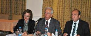 15. Ulusal Kiraz-Visne Çalisma Grubu Ermenek'te...