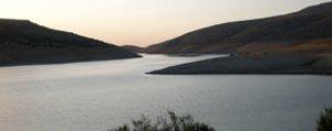 Gödet Barajindan Kanallara Su Verilecek