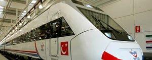 Ankara-Konya Hizli Tren Hatti Bu Ay Hizmete Giriyor