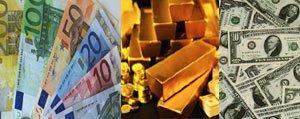Borsa Çakildi, Altin Fiyatlari Costu