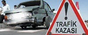 Kazada 2 Kisi Yaralandi