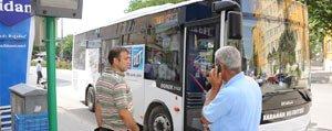 Belediye Otobüsleri Bayramda Ücretsiz