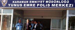 Yunus Emre Polis Merkezi Hizmete Girdi