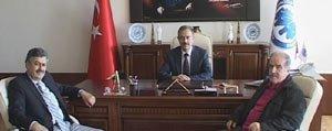 """Rektör Gökmen: """"Türk Dili Ve Gida Konusunda Türkiye'de..."""